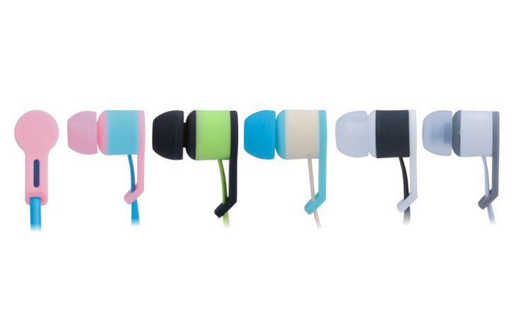 Plastic Earphone